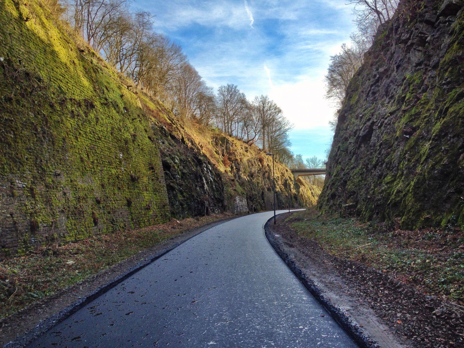Nordbahntrasse Wuppertal - 20km Radweg von Bürgern für
