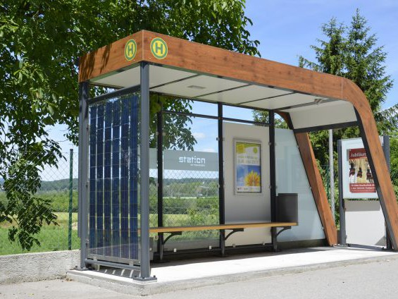 station BY FONATSCH - energieautarke Wartestation