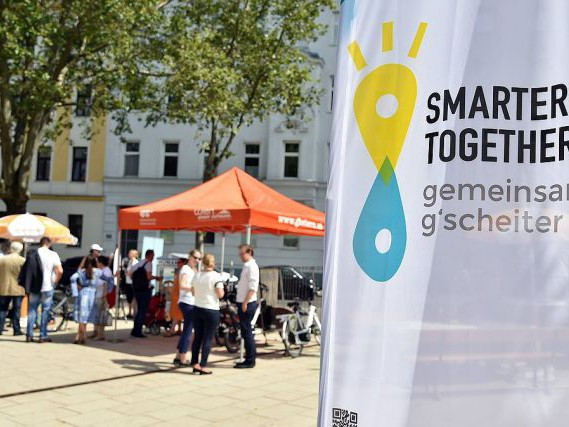 Smarter Together - gemeinsam g'scheiter
