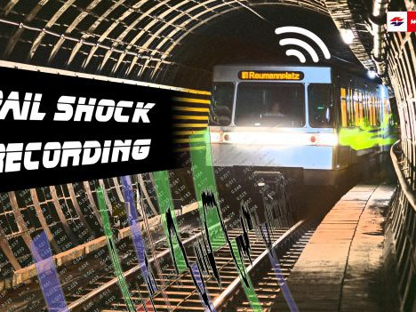 Rail Shock Recording - Erhebung von Gleiszustand und Fahrgastkomfort mittels Smartphonesensoren (Detection of Temporal Patterns and Events in Time-Dependent Acceleration Data - Using the Example of Vienna's Metro Rails)