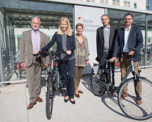 Corporate eBike Sharing